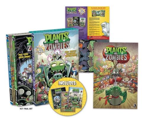 Plants vs. Zombies Vol. 3 (Box Set)