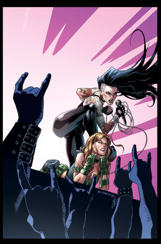 Grimm Fairy Tales: Robyn Hood #15 (Ortiz Cover)