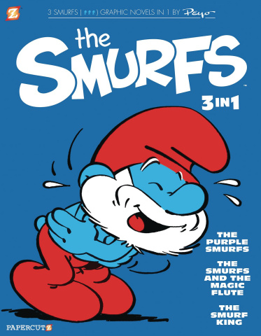 The Smurfs Vol. 1 (3-in-1 Edition)