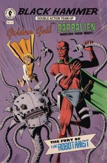 Black Hammer #11 (Lemire Cover)