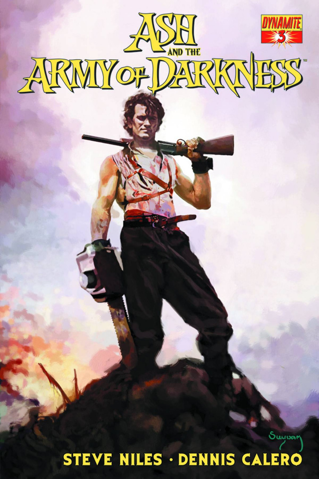 Ash and The Army of Darkness #3