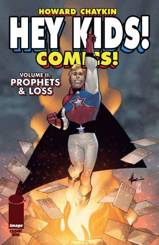 Hey Kids! Comics! Prophets & Loss #1