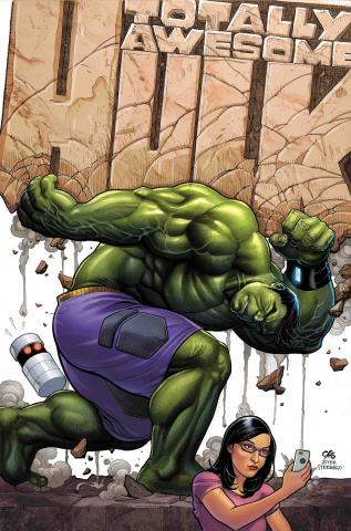 Totally Awesome Hulk #23
