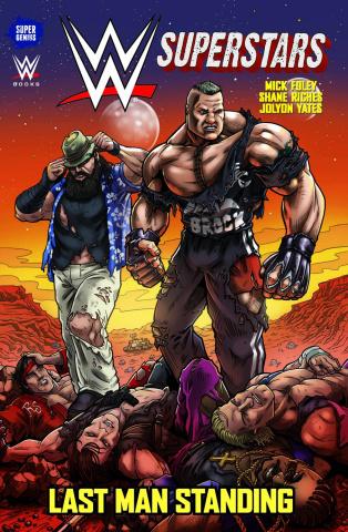 WWE Superstars Vol. 4: Last Man Standing