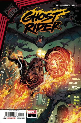 King in Black: Ghost Rider #1