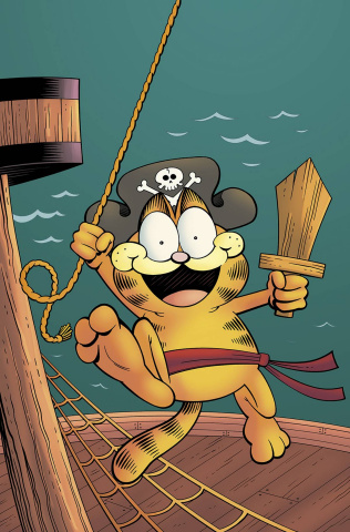 Garfield #34 (10 Copy Langridge Cover)