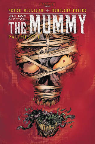 The Mummy #5 (McCrea Cover)