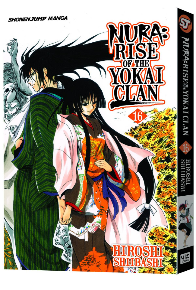 Nura: Rise of the Yokai Clan Vol. 16