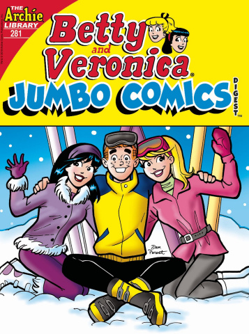 Betty & Veronica Jumbo Comics Digest #281