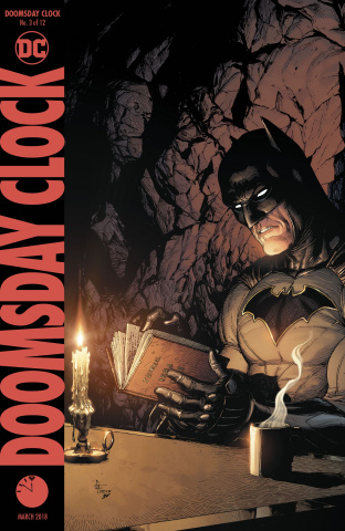 Doomsday Clock #3 (Variant Cover)