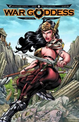 War Goddess #9