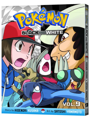 Pokemon: Black & White Vol. 10