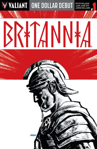 Britannia #1 (One Dollar Debut)