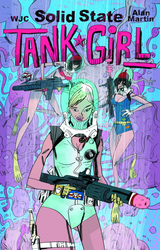 Solid State Tank Girl #2