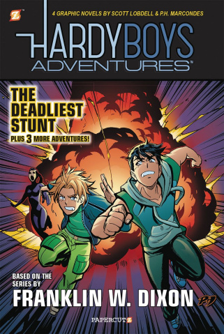 Hardy Boys Adventures Vol. 2