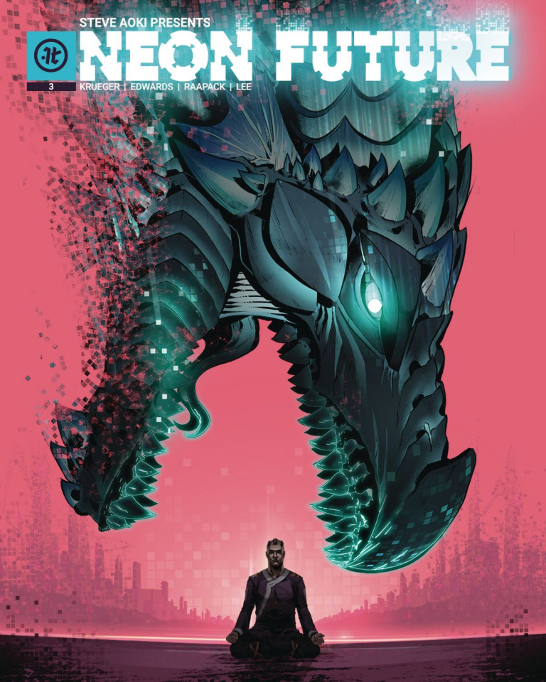 Neon Future #3 (Raapack Cover))