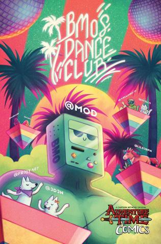 Adventure Time Comics #15 (Subscription Kowalski Cover)