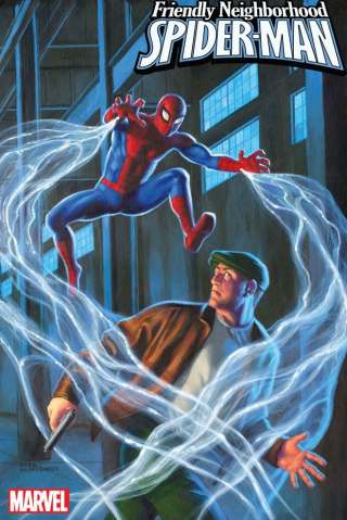 Friendly Neighborhood Spider-Man #11 (Hildebrandt BobG Cover)