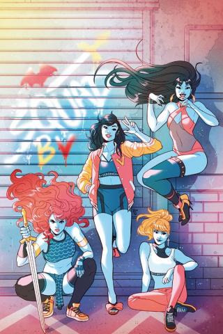Red Sonja and Vampirella Meet Betty and Veronica #1 (30 Copy Ganuchaeu Cover)
