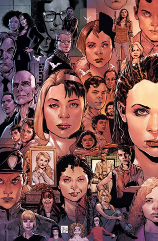 Orphan Black #2 (Subscription Cover)