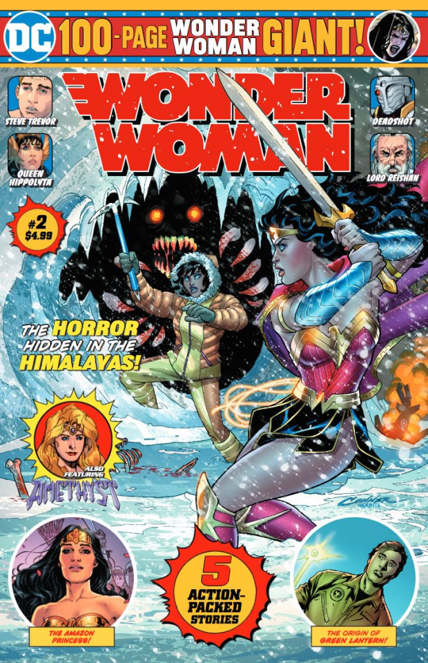 Wonder Woman Giant #2