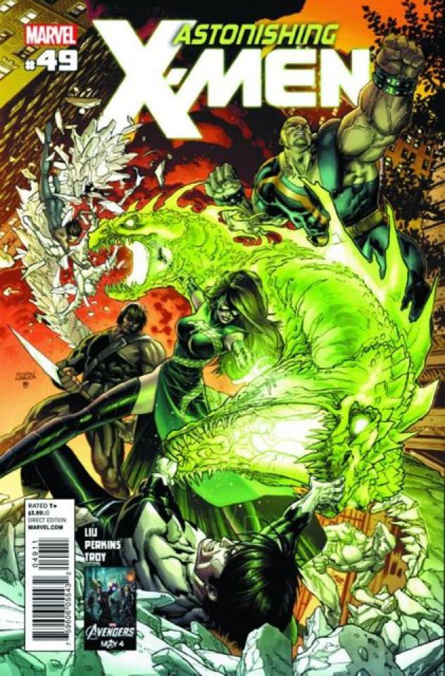 Astonishing X-Men #49 (2nd Printing)
