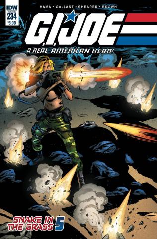 G.I. Joe: A Real American Hero #234
