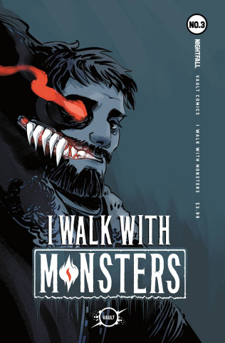 I Walk With Monsters #3 (Hickman Cover)