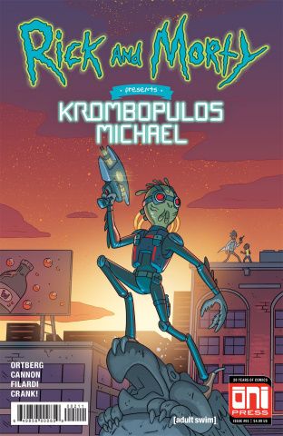 Rick and Morty Presents Krombopulous Michael #1