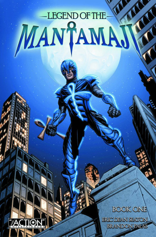 Legend of the Mantamaji Book 1