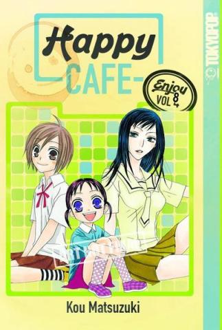 Happy Cafe Vol. 8
