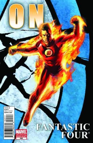 Fantastic Four #586 (3rd Printing)