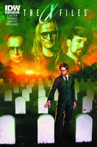 The X-Files, Season 10 #2 (2nd Printing)