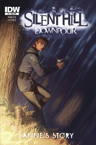 Silent Hill: Downpour - Anne's Story #3 (Subscription Cover)