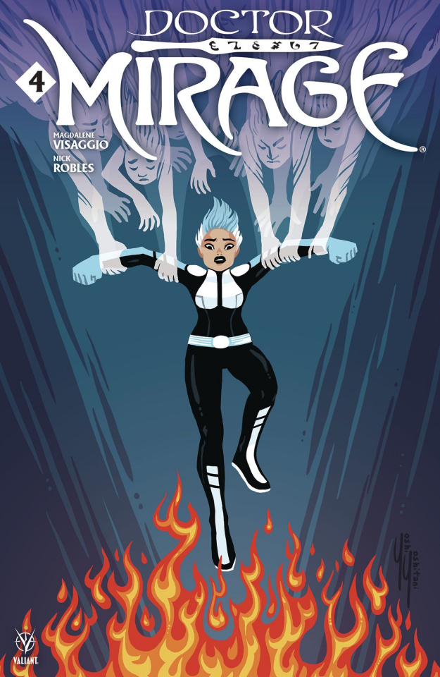 Doctor Mirage #4 (Yoshitani Cover)
