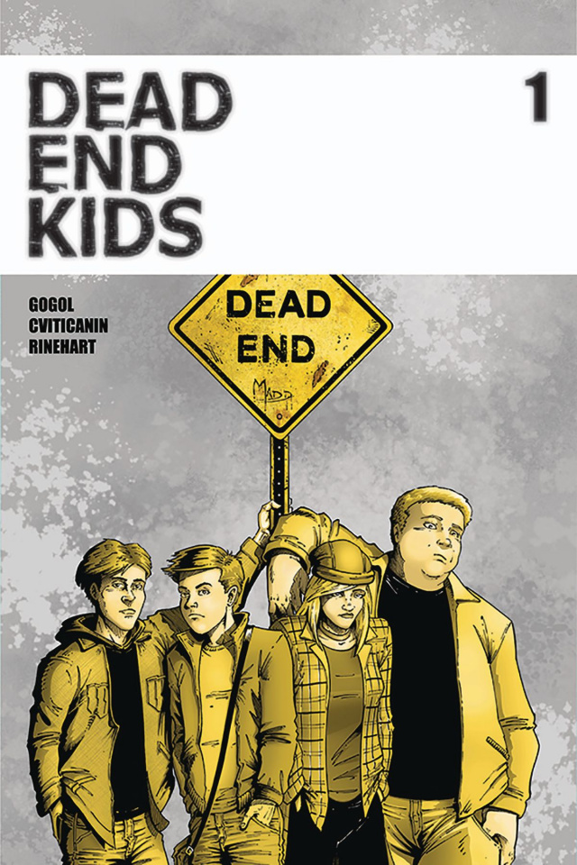 Dead End Kids #1 (2nd Printing)