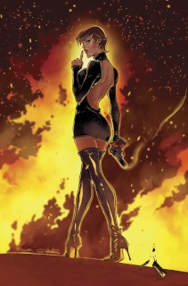 Grimm Fairy Tales: Inferno - Age of Darkness (Valentino Cover)