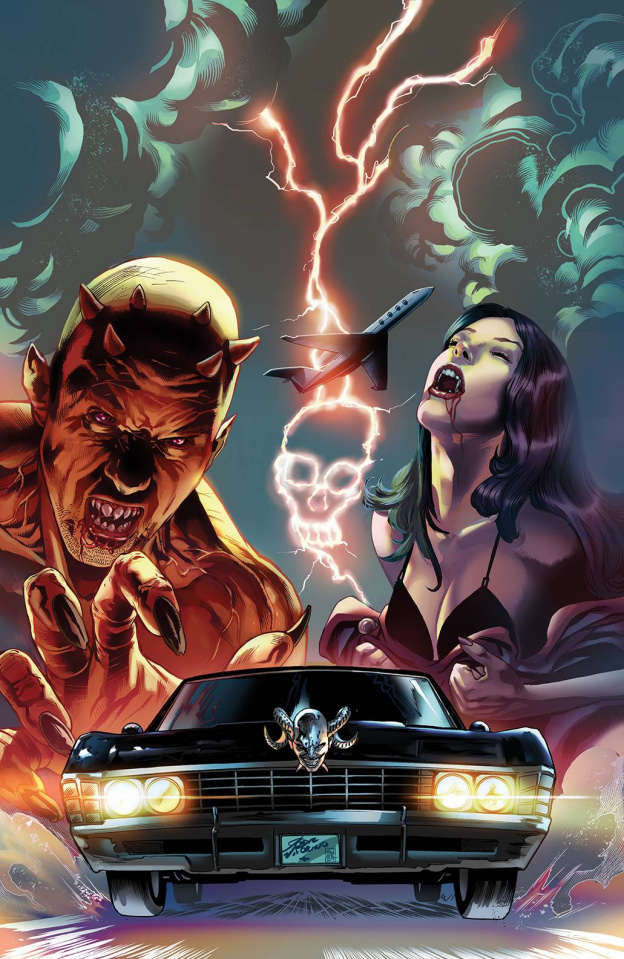 Grimm Fairy Tales Presents Quarterly Holiday 2021 (Vitorino Cover)