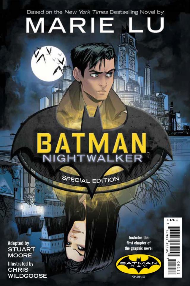 Batman: Nightwalker (Batman Day 2019 Special Edition)
