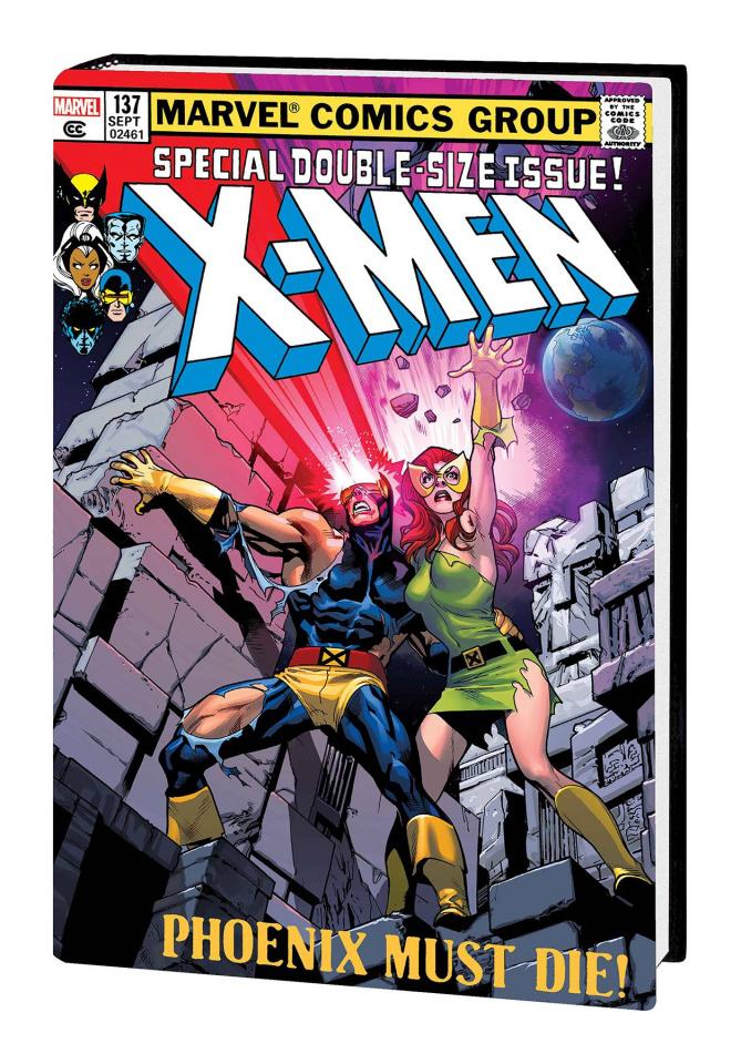 Uncanny X-Men Vol. 2 (Omnibus Immonen Cover)
