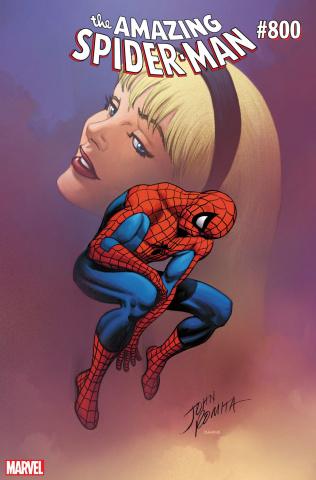 The Amazing Spider-Man #800 (Romita Sr. Cover)