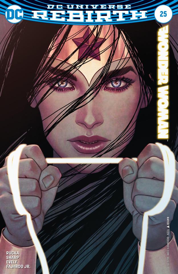 Wonder Woman #25 (Variant Cover)