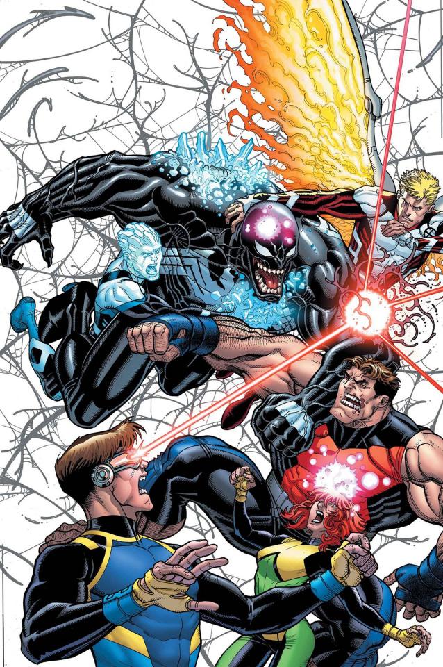 X-Men: Blue Annual #1