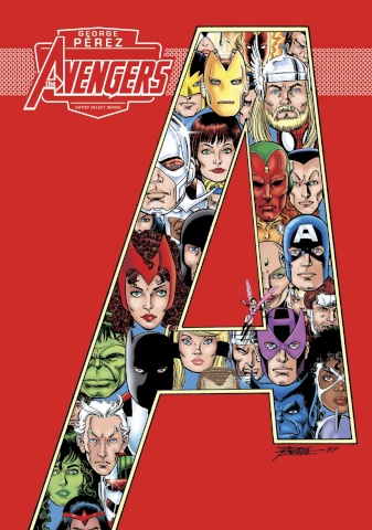 Avengers: George Perez Marvel Artist Select