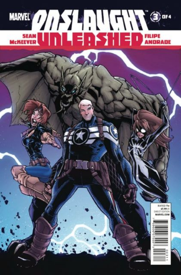 Onslaught: Unleashed #3