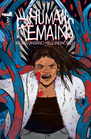 Human Remains #3 (Cantirino Cover)
