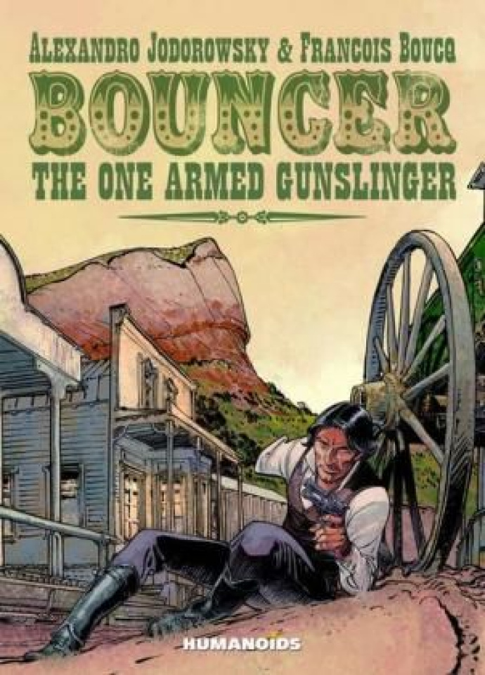 Bouncer: The One Armed Gunslinger