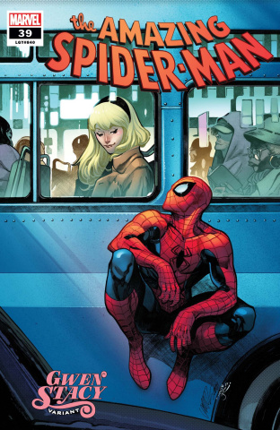 The Amazing Spider-Man #39 (Larraz Gwen Stacy Cover)