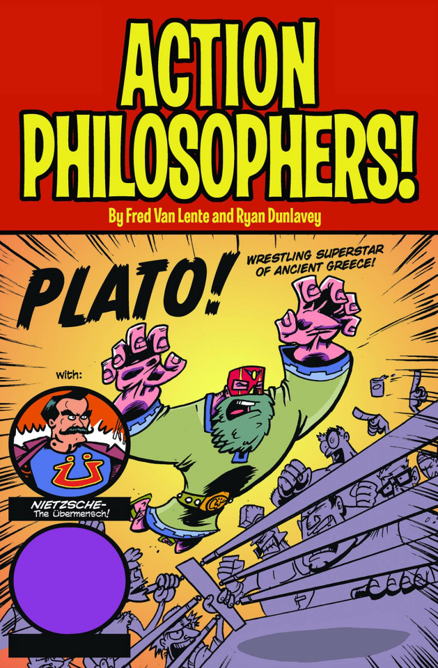 Action Philosophers #1 (1 For $1)