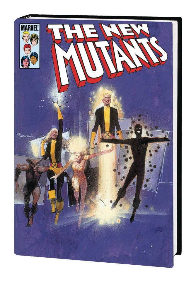 The New Mutants Vol. 1 (Sienkiewicz Cover Omnibus)